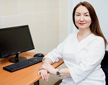 Богомолова Ольга Юрьевна