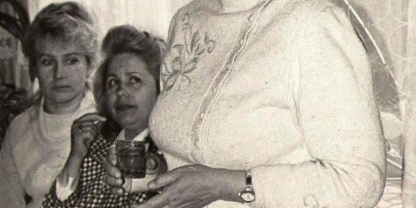 Бовкун А.Д. 1982 год