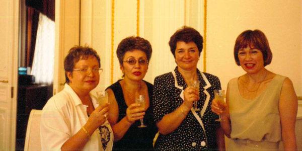 Образование Лиги косметологов и эстетических хирургов Нижегородской области — 1998 год