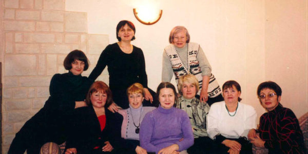 Пансионат «Татинец» 2003 год